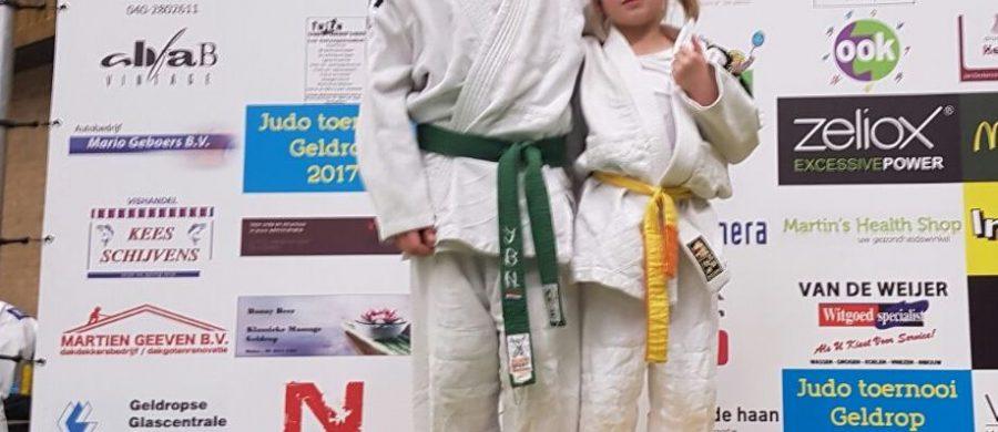 Internationaal en nationaal succes voor judoka's Sportschool van Gils