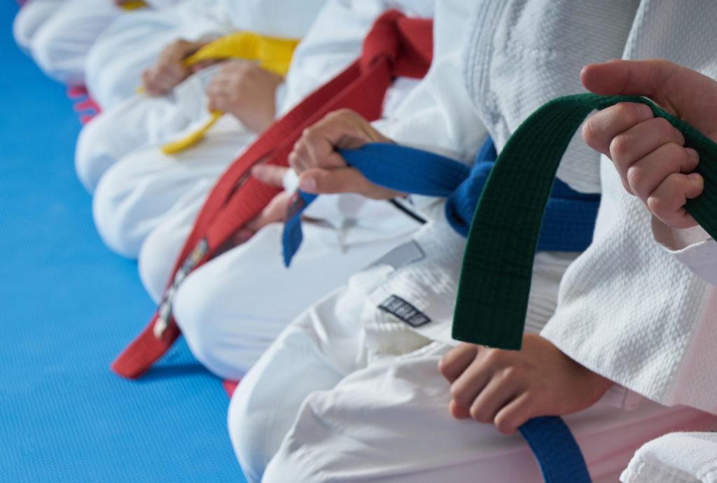 Judo in Dongen
